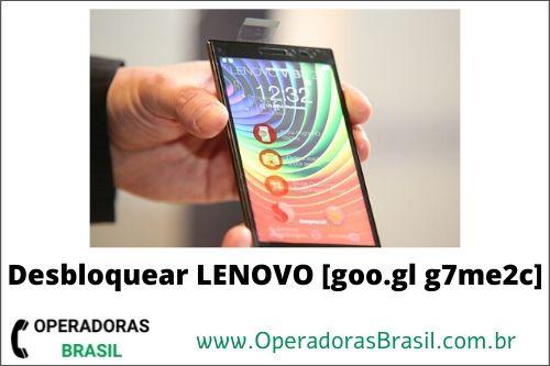 goo gl g7me2c Desbloquear celular Lenovo