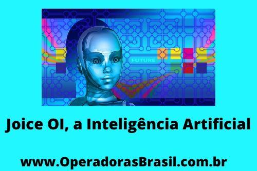 Joice Oi Inteligência Artificial