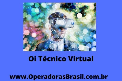 app Oi Técnico Virtual